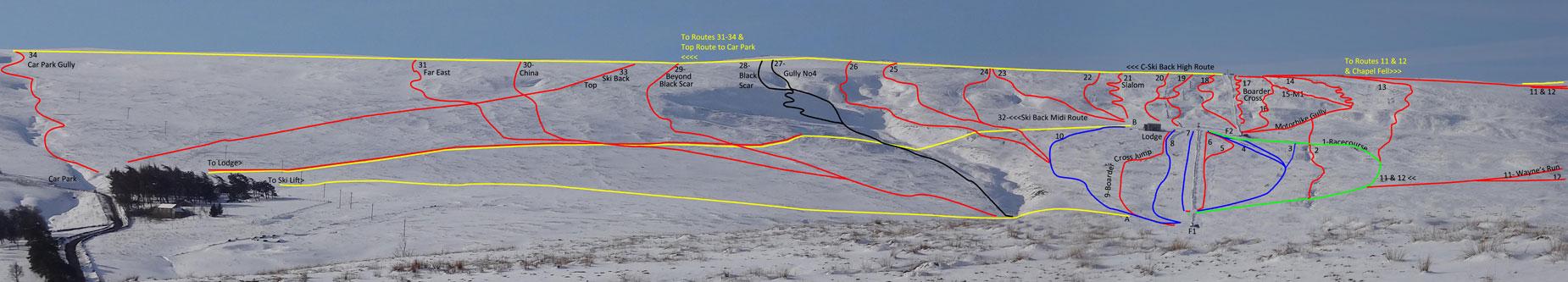 Weardale Ski Club 2010-Part 1. - YouTube